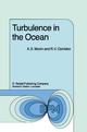 Turbulence in the Ocean - Andrei Sergeevich Monin; R. V. Ozmidov