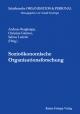 Sozioökonomische Organisationsforschung - Andreas Bergknapp;  Christian Gärtner;  Sabine Lederle