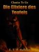 Die Elixiere des Teufels E. T. A. Hoffmann Author