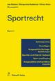 Sportrecht, Band I
