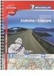 Strassenatlas Europa / Europe Atlas Routier