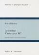 Le contrat d'assurance RC - Roland Brehm