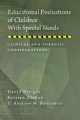 Educational Evaluations of Children with Special Needs