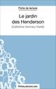 Le jardin des Henderson - fichesdelecture.com; Marie Mahon