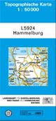 TK50 L5924 Hammelburg - Breitband und Vermessung Landesamt für Digitalisierung  Bayern; Breitband und Vermessung Landesamt für Digitalisierung  Bayern