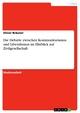 Die Debatte zwischen Kommunitarismus und Liberalismus im Hinblick auf Zivilgesellschaft Oliver Bräuner Author