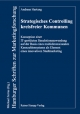 Strategisches Controlling kreisfreier Kommunen - Andreas Hartung