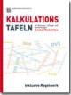 Kalkulationstafeln für Heizungs-, Lüftungs- und Sanitäranlagen