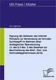 Eignung der Adressen des Internet Protokolls zur Verwendung als formaler Suchbegriff im Rahmen einer strategischen Überwachung i.S. des § 5 Abs. 2 des Gesetzes zur Beschränkung des Brief-, Post- und Fernmeldegeheimnisses (G10) - Dirk Lageveen