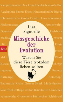 Cover Missgeschicke der Evolution