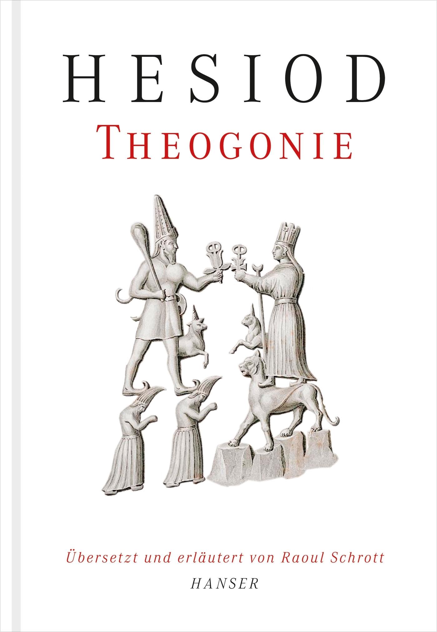 Cover Theogonie