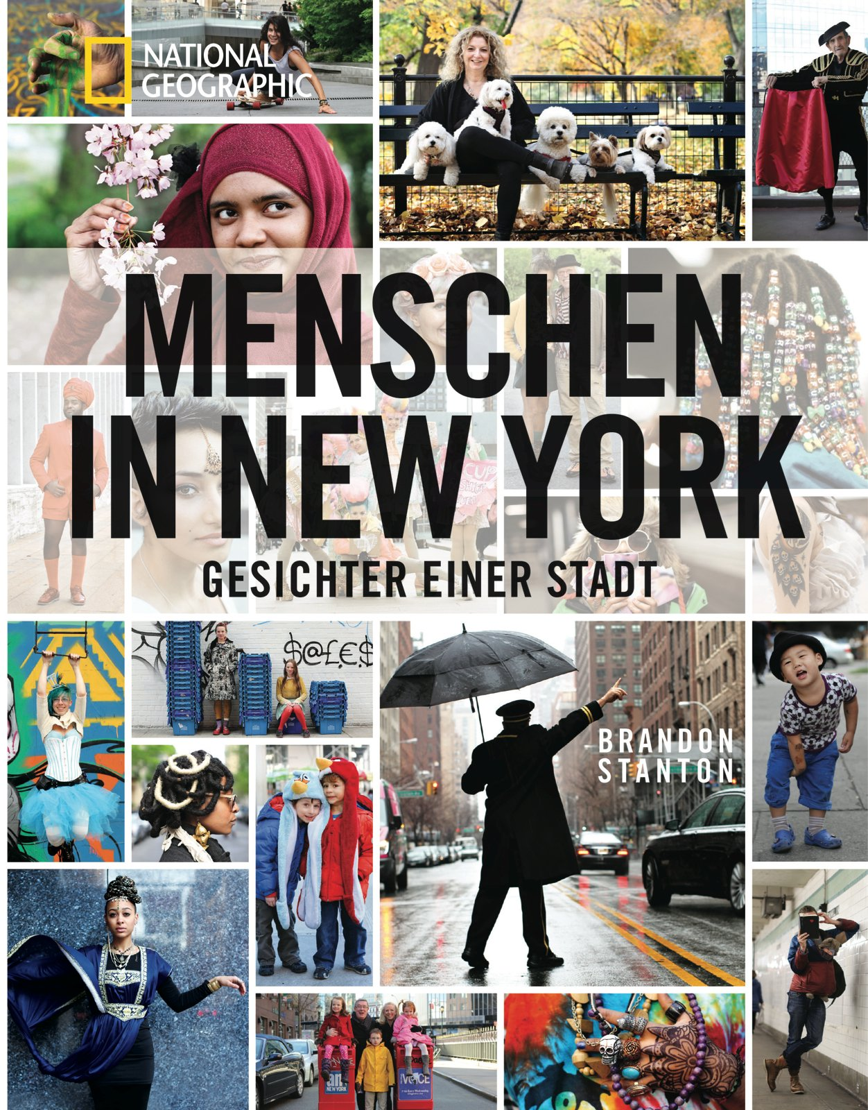 Cover Menschen in New York