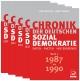 Chronik der deutschen Sozialdemokratie - Dieter Schuster; Franz Osterroth