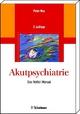 Akutpsychiatrie - Peter Neu