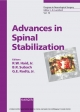 Advances in Spinal Stabilization (Progress in Neurological Surgery)
