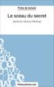 Le sceau du secret - Hubert Viteux;  fichesdelecture.com