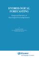 Hydrological Forecasting - Jr. Jaromir Nemec