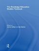 The Routledge Education Studies Textbook - James Arthur; Ian Davies