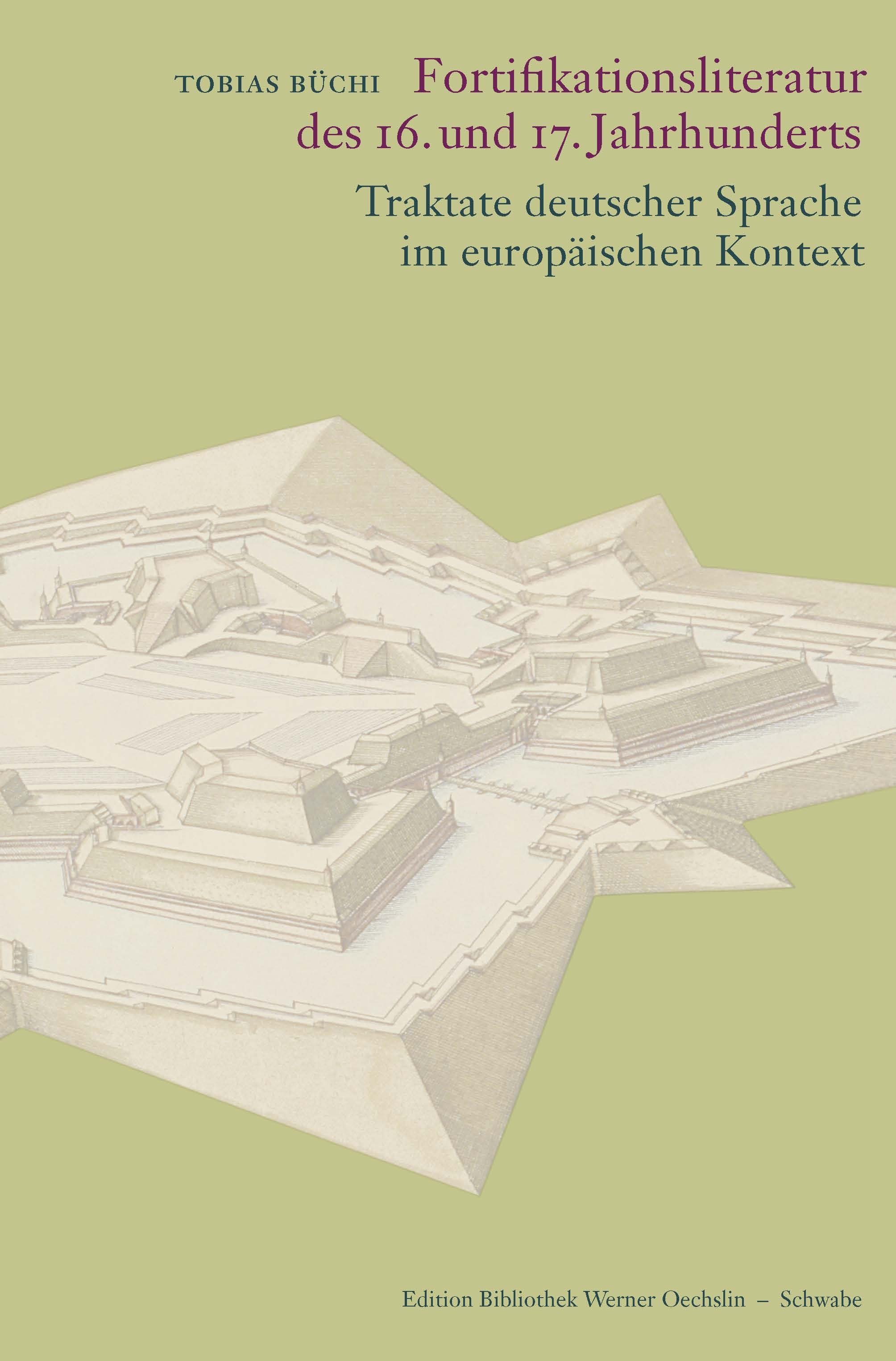 Cover Fortifikationsliteratur