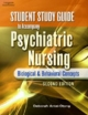 Student Study Guide for Antai-Otong''s Psychiatric Nursing: Biological & Behavioral Concepts
