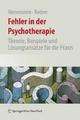 Fehler in der Psychotherapie - Stefan Bienenstein;  Mathias Rother