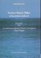 Rainer Maria Rilke schwerelos irdisch - Wenda Focke