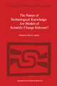 The Nature of Technological Knowledge. Are Models of Scientific Change Relevant? - L Laudan