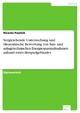 Vergleichende Untersuchung und ökonomische Bewertung von bau- und anlagetechnischen Energiesparmaßnahmen anhand eines Beispielgebäudes - Ricardo Pawlick