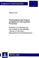 Flächendeckende Analyse ausgewählter ökologischer Parameter - Wilhelm Kuhn