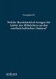 Welche Handelsartikel bezogen die Araber des Mittelalters aus den nordisch-baltischen Ländern? - Georg Jacob