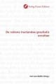 De ratione tractandae gravitatis occultae - Carl von Reifitz