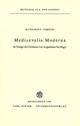 Mediaevalia Moderna im Gange des Denkens von Augustinus bis Hegel - Katharina Comoth