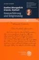 Goethes Altersgedicht 'Urworte. Orphisch' - Jochen Schmidt