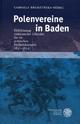 Polenvereine in Baden - Gabriela Brudzyńska-Ně