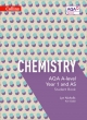 AQA A Level Chemistry Year 1 and AS Student Book
