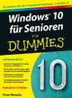 Windows 10 für Senioren