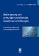 Besteuerung von grenzüberschreitenden Gewinnausschüttungen - Alfred Kyerematteng