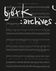Björk. Archives - Klaus Biesenbach