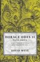 Horace: Odes II: Vatis Amici
