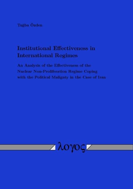 institutional-effectiveness-in-international-regimes-47087
