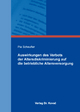 Auswirkungen des Verbots der Altersdiskriminierung auf die betriebliche Altersversorgung