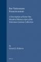 Iter Vaticanum Franciscanum - Girard J. Etzkorn