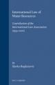 International Law of Water Resources - Slavko Bogdanovic; Slavko Bogdanovic