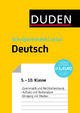 Duden Schulgrammatik extra - Deutsch