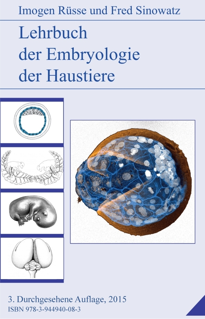 Sinowatz/Rüsse: Lehrbuch der Embryologie der Haustiere - Lehmanns.de