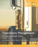 operations management krajewski ritzman malhotra For undergraduate and graduate operations management 9780136065760 - operations management by larry p malhotra, manoj k krajewski lee j ritzman.