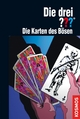 Die drei ???, Die Karten des Bösen (drei Fragezeichen) - André Minninger
