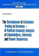 The Development of Emission Trading in Germany - Energiewirtschaftliches Energiewirtschaftliches Institut; Martin Endress