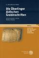 Die Überlinger Jüdischen Grabinschriften - G Wilhelm Nebe