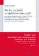 Wer hat das Recht zur rechtlichen Vaterschaft? - Sandra Schröder